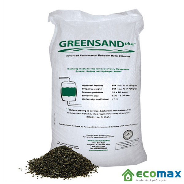 Cát Mangan Greensand Plus