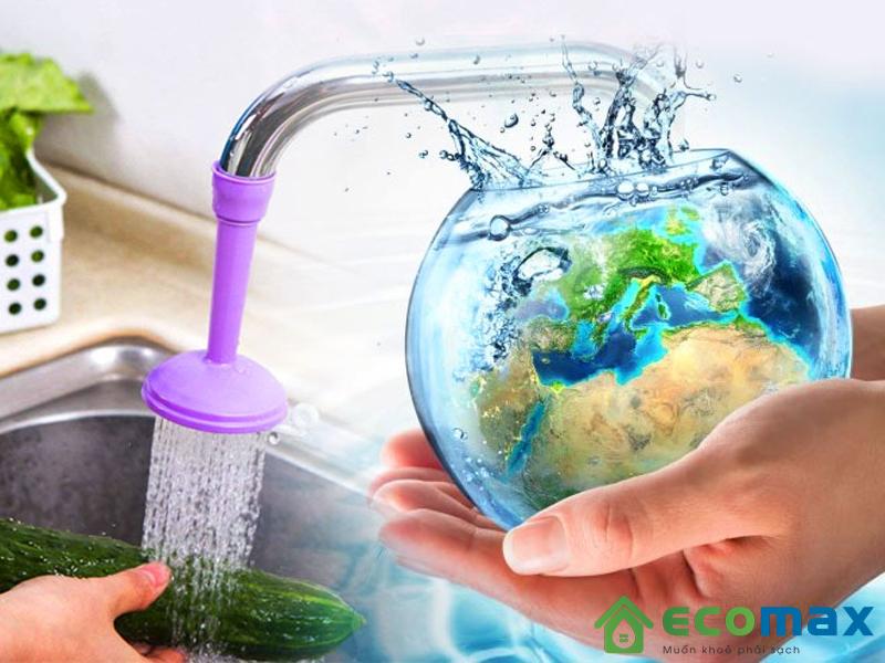Các phương pháp giúp bạn tiết kiệm nước hiệu quả