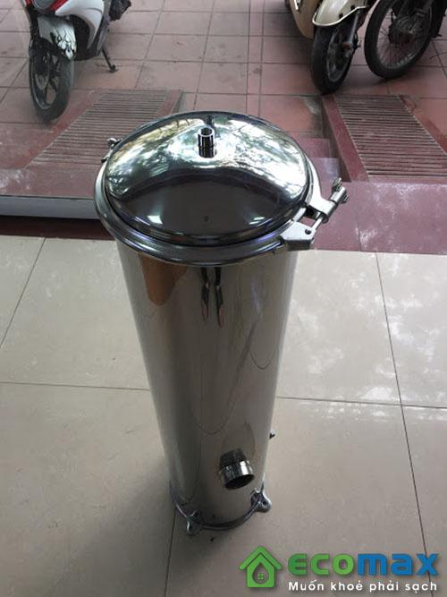 Phin lọc nước inox 7 lõi 20 inch