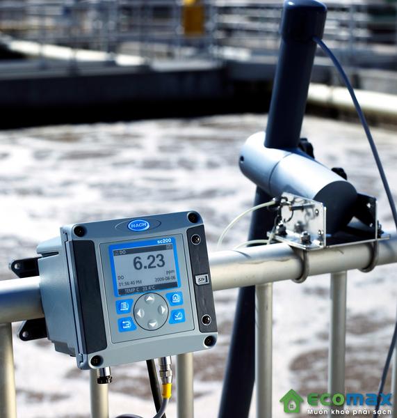 máy đo độ dẫn điện SC200