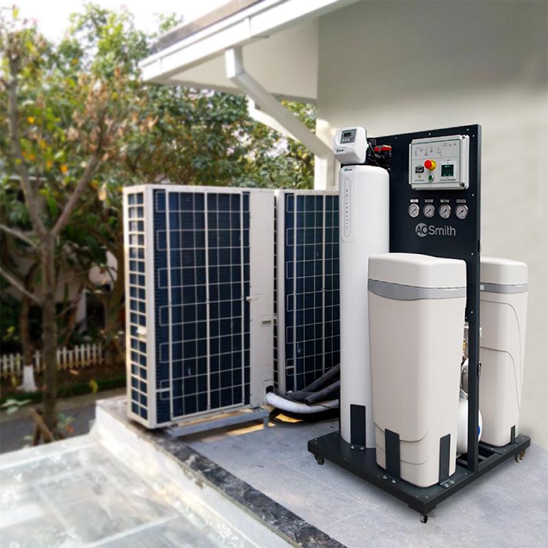 Hệ thống lọc nước đầu nguồn AOS System 103