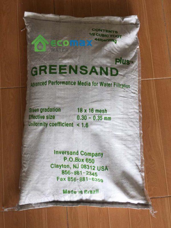 Mangan greensand giá tốt