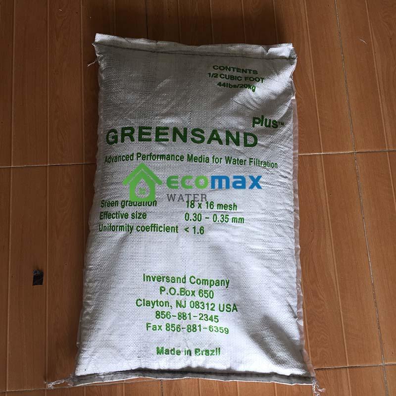 Mangan greensand ecomax