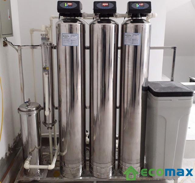Than hoạt tính ấn độ ứng dụng trong hệ thống xử lý nước thải của Ecomax Water