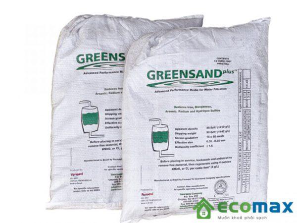 Mangan greensand plus USA