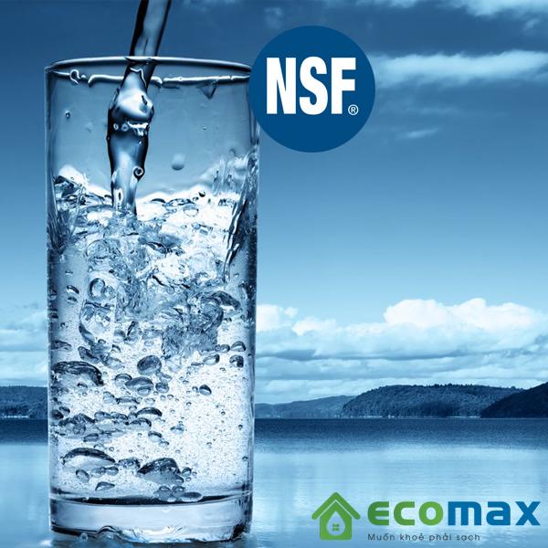 Tiêu chuẩn NSF có những ý nghĩa gì với sản phẩm lọc nước?