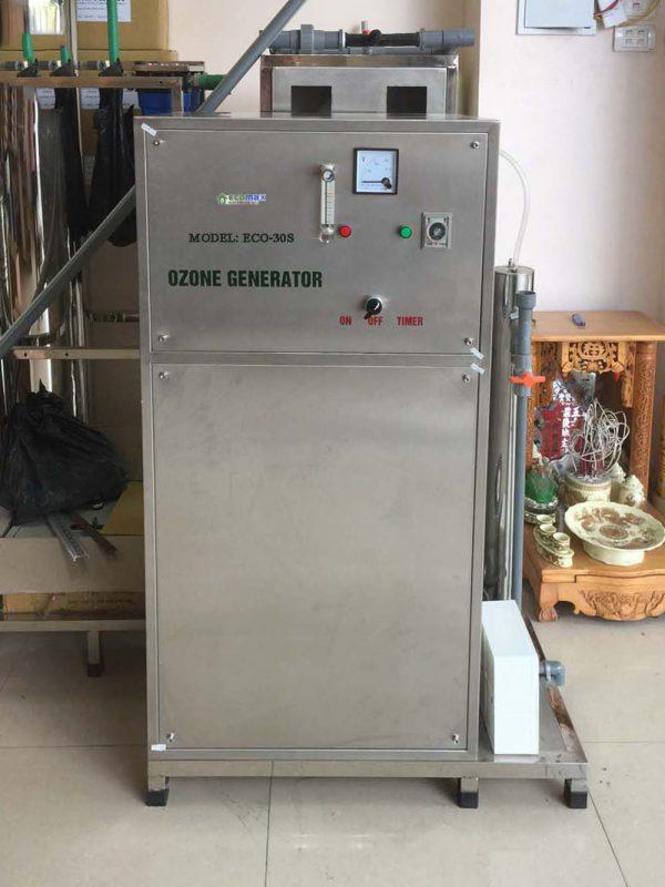 Máy tạo khí ozone công nghiệp 30g/h