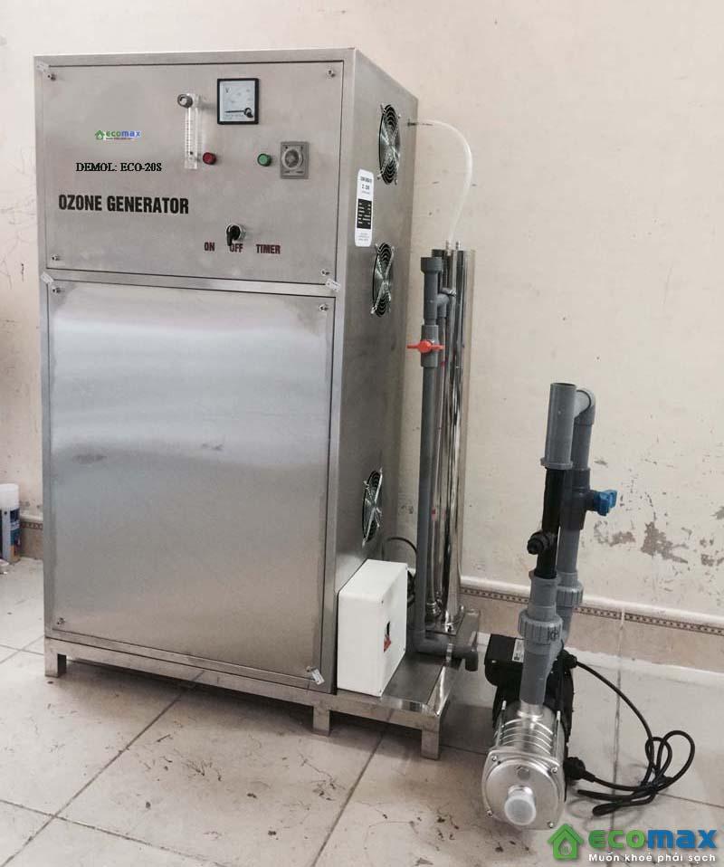 máy ozone công nghiệp 20g/h