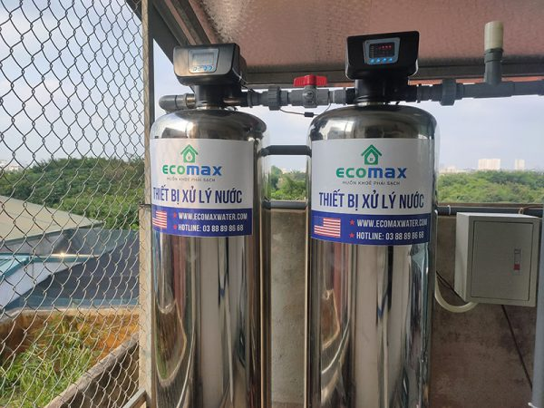 Lọc nước giếng khoan cao cấp