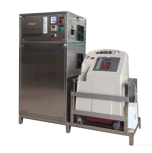 Máy ozone công nghiệp xử lý nước 40g