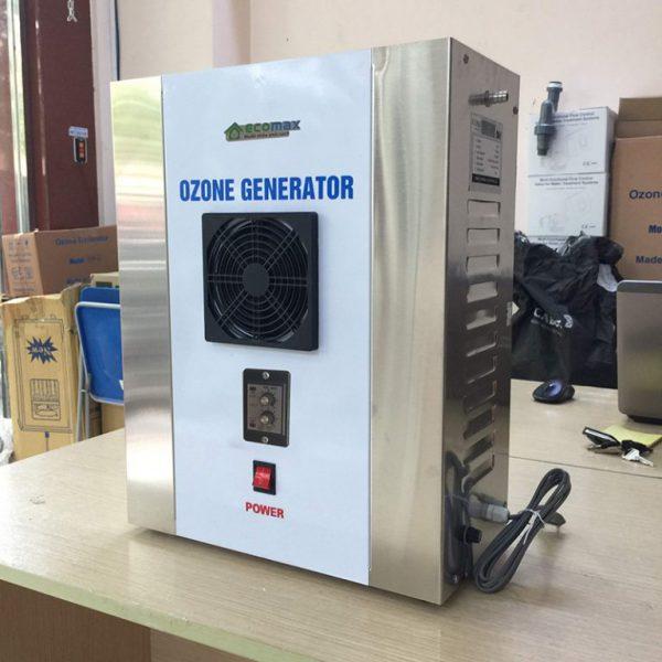 ứng dụng của máy tạo khí ozone