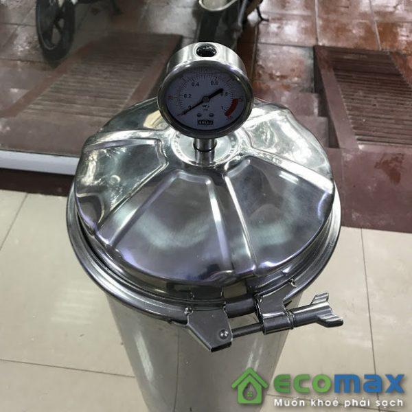 phin lọc nước inox 7 lõi 40 inch