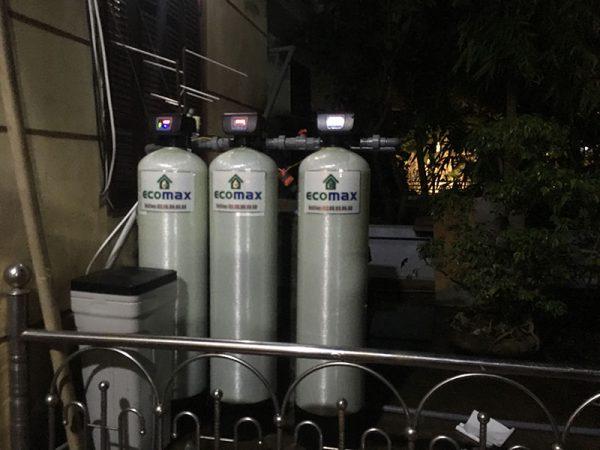 Bộ lọc nước giếng khoan giá rẻ