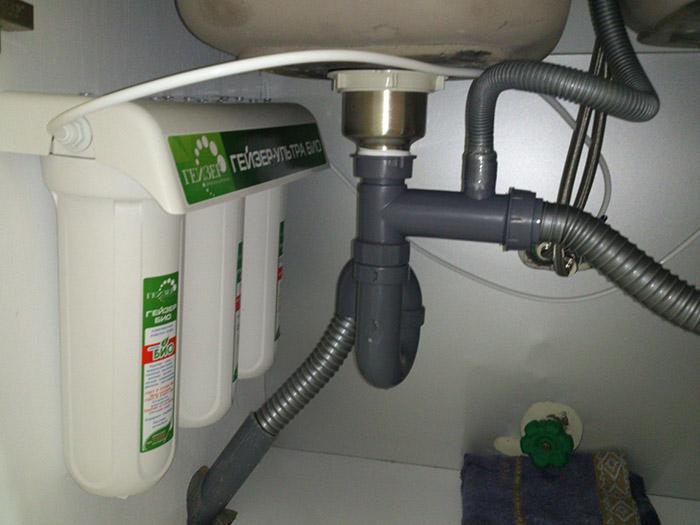 khả năng vượt trội máy lọc nước geyser