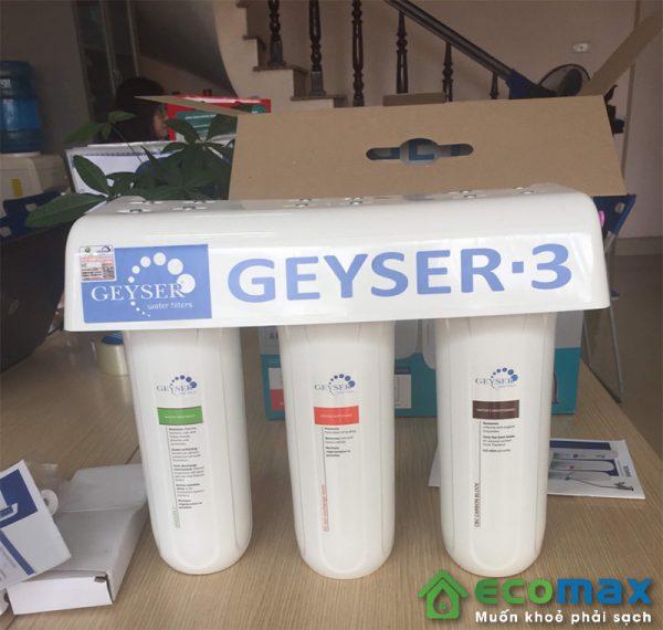 Máy lọc nước nano ecotar 3