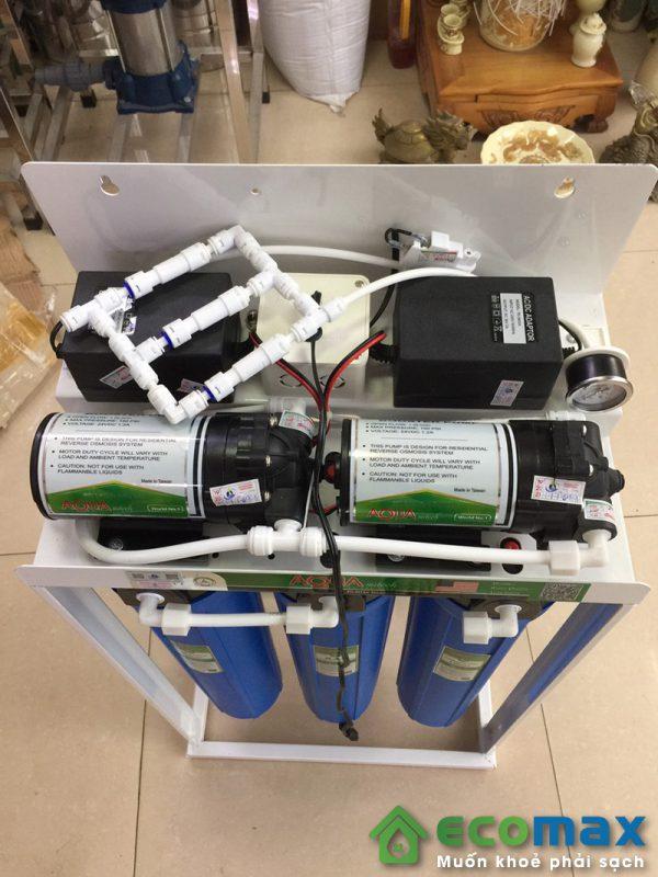 Cấu tạo máy lọc nước RO 100 lít