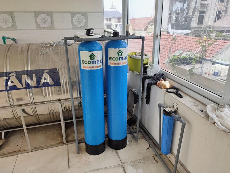 Bộ lọc nước ECO-02S