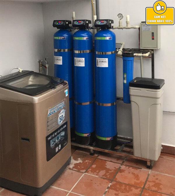 Thiết bị lọc nước sinh hoạt cao cấp