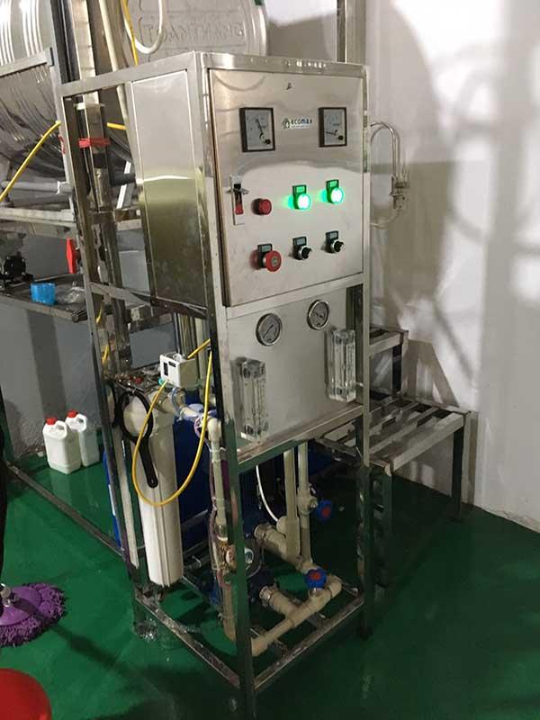 máy lọc nước RO công nghiệp công suất 300lít