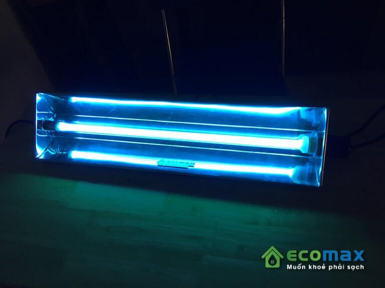 đèn uv 25w không khí