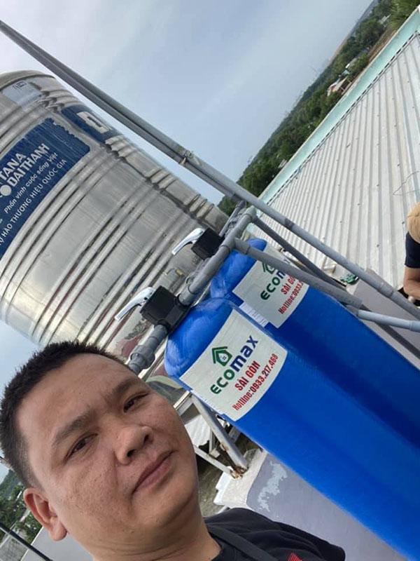 Bộ lọc nước sinh hoạt tại Bình Chánh