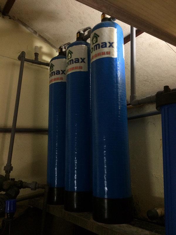Lọc nước giếng khoan ECO-03