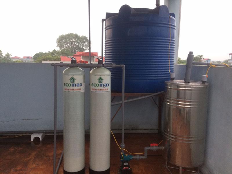 Bộ lọc nước giếng khoan gia đình