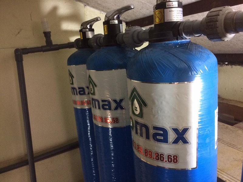 Bộ lọc nước giếng khoan sau bể lọc ECO-03