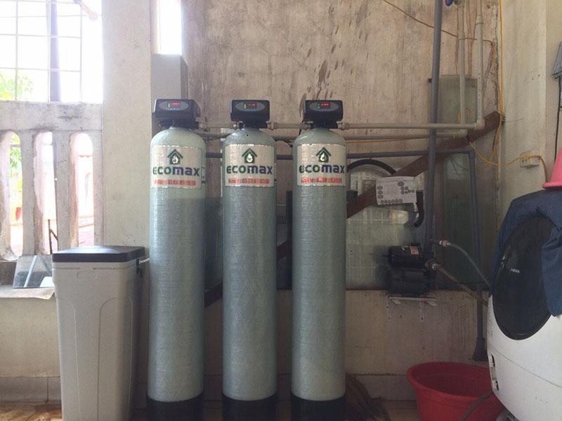 Bộ lọc nước ECO-03A tại 65 Mai Dịch