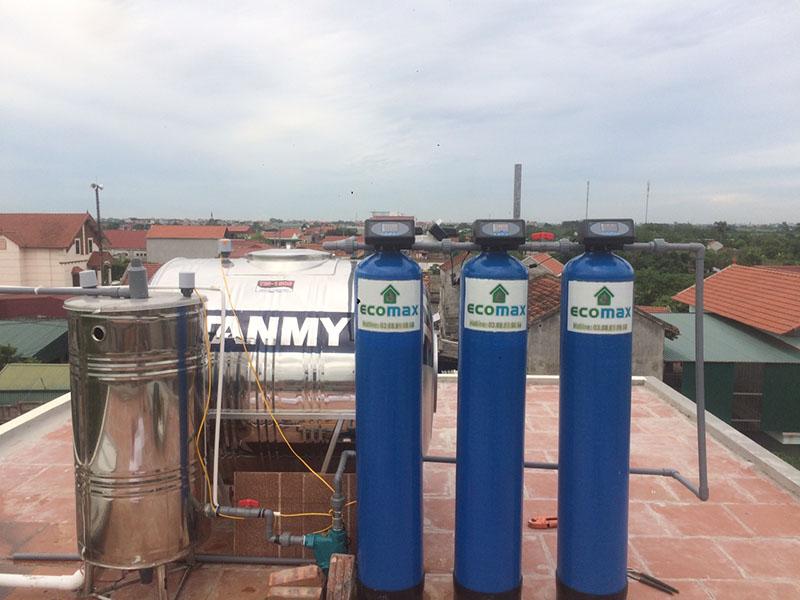 Bộ lọc nước giếng khoan ECO-G03A Phú Xuyên
