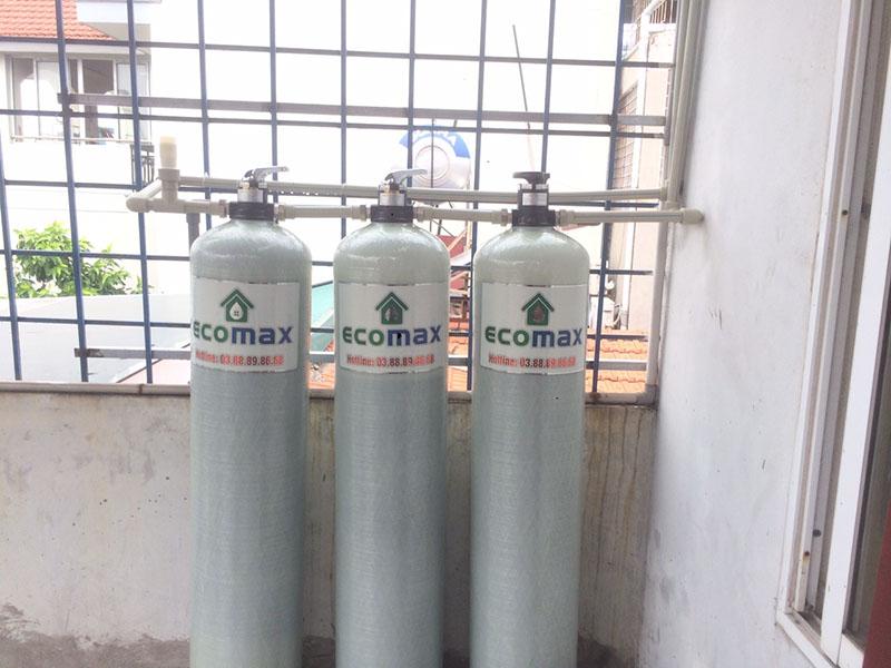 Bộ lọc nước sinh hoạt tại Long Biên