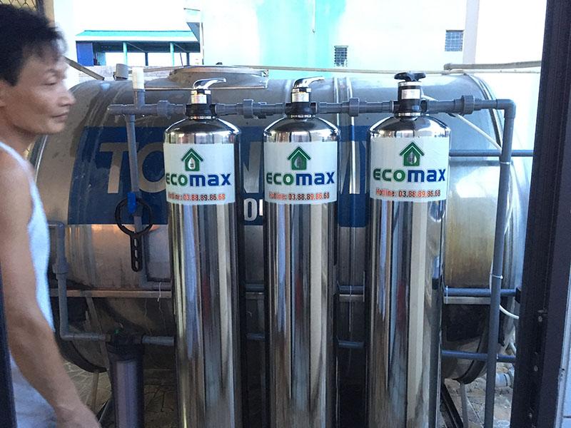 Bộ lọc nước tại Đại Từ, Thái Nguyên