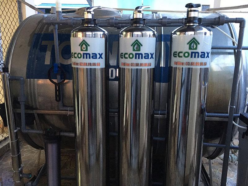 Bộ lọc nước sinh hoạt ECO-03I-UV