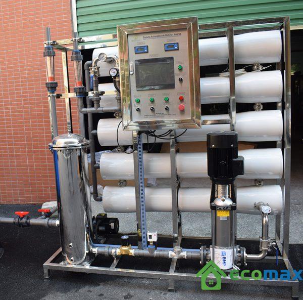dây chuyền lọc nước 7000 lít