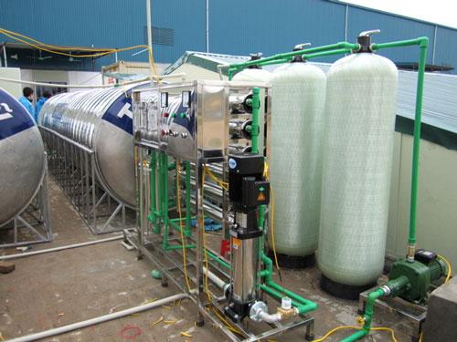 Lọc nước tinh khiết 1500 lít