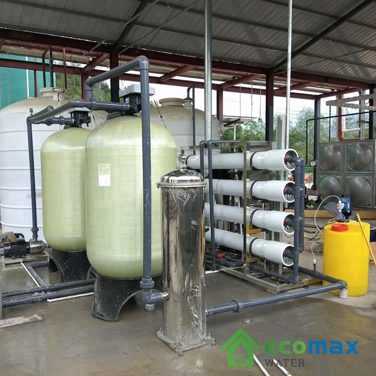 Lọc nước tinh khiết 6000 lít
