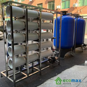 Dây chuyền lọc nước tinh khiết hiện đại - chất lượng nhập khẩu từ Ecomax water.