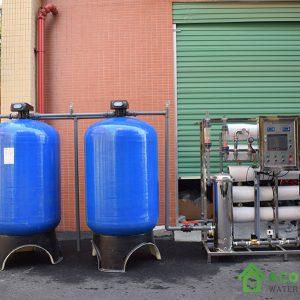 trọn bộ dây chuyền lọc nước tinh khiết 7000 lít