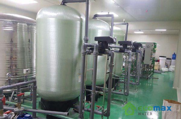 Lọc nước giếng khoan 20m3/h