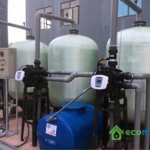 Lọc nước giếng khoan 30m3/h