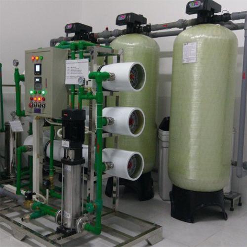 dây chuyền lọc nước tinh khiết 4000 lít