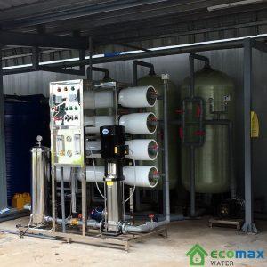 Giá dây chuyền lọc nước tinh khiết công suất 5000lít/h