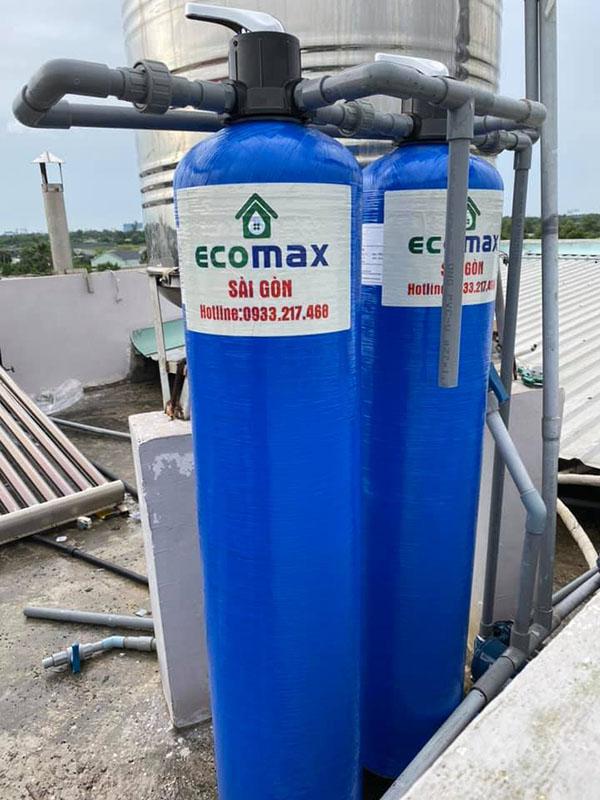 Bộ lọc nước sinh hoạt ECO-02 Bình Chánh