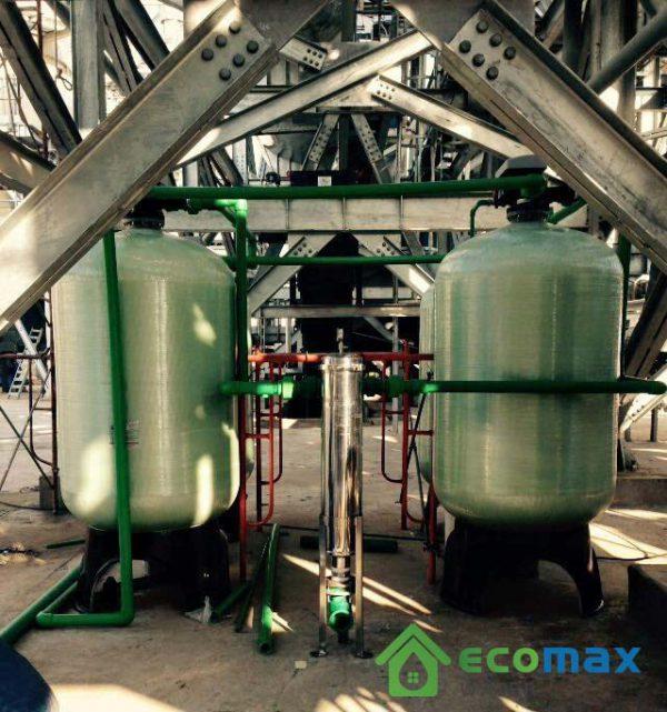 Lọc giếng khoan công nghiệp 20m3/h