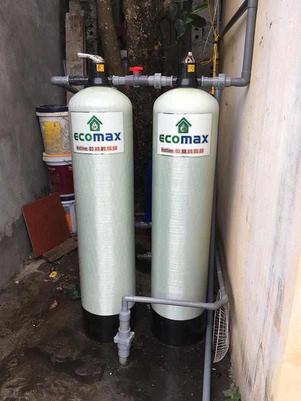 Bộ lọc nước giếng khoan tại Hưng Yên