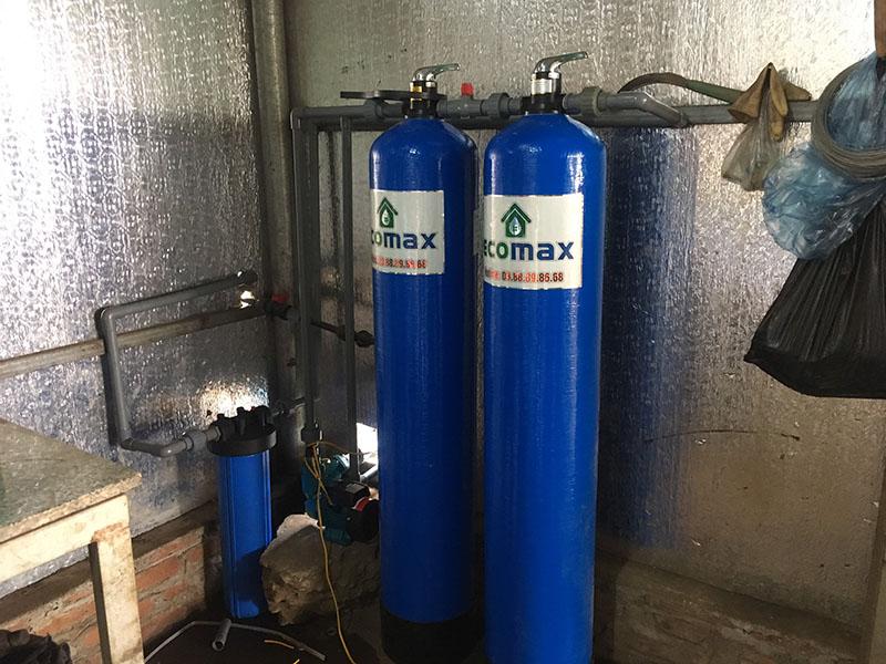 Lọc nước giếng khoan tại Phú Thọ