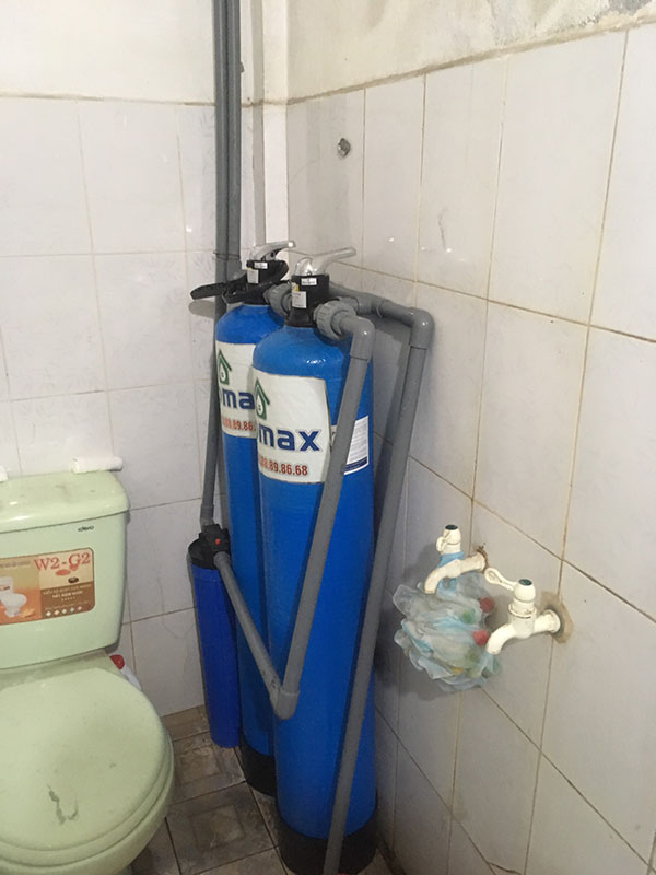 Bộ lọc nước sinh hoạt ECO-02C