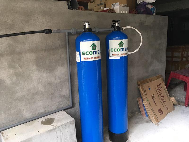 Bộ lọc nước sinh hoạt ECO-02S tại Tuyên Quang
