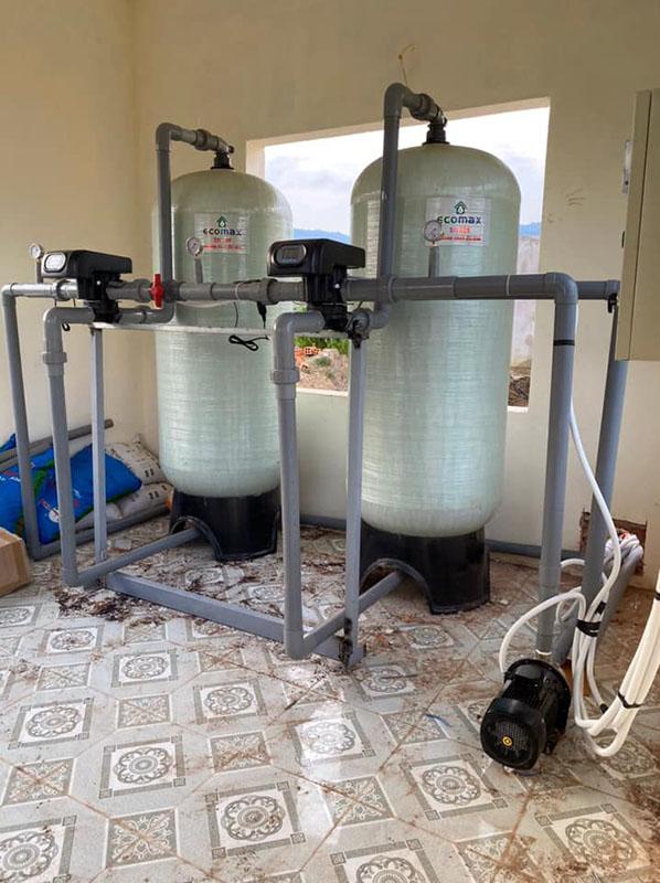 Lọc nước giếng khoan 5m3/h