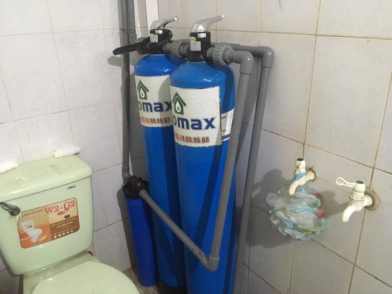 Bộ lọc nước giếng khoan ECO-02C